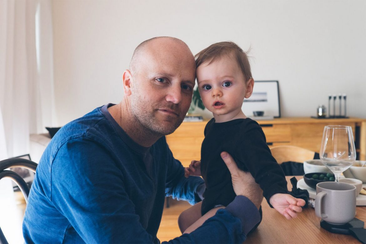 A dad's experience of parental leave